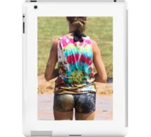 Mud Cakes iPad Case/Skin