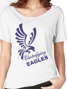 Electrifying Eagles Women's Relaxed Fit T-Shirt