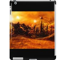 Doctor Who - Gallifrey & Doctor's Name iPad Case/Skin
