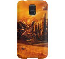 Doctor Who - Gallifrey & Doctor's Name Samsung Galaxy Case/Skin