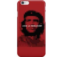 Viva la resolución! iPhone Case/Skin