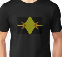 Green Tomato Abstract Unisex T-Shirt