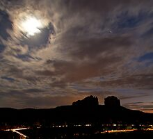 A Night In Sedona by Craig Durkee