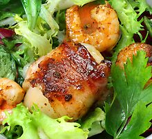 Coquille Saint-Jacques Bacon Styled by SmoothBreeze7