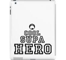 Cool Supa Hero iPad Case/Skin