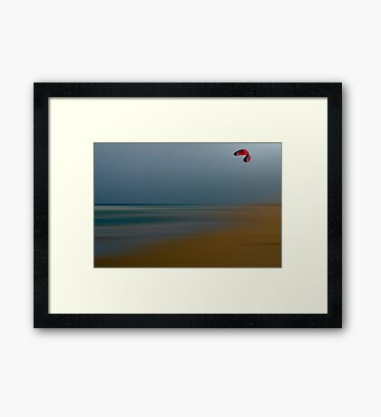 Atlantic II Framed Print