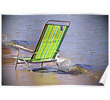 Lake Thunderbird @ Putnam, IL  Poster