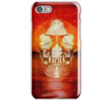 Crystal Skull by Sarah Kirk iPhone Case/Skin