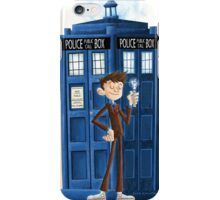The Tenth Doctor Phone Case edition iPhone Case/Skin