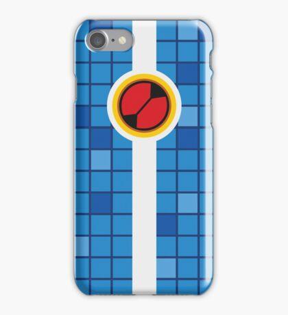 PET- Mega Man Light iPhone Case/Skin