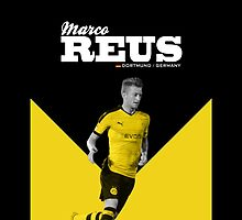 Marco Reus by conormacleay