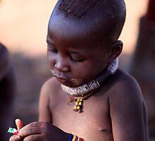 HIMBA CHILD by WILDLIFECOSMOS