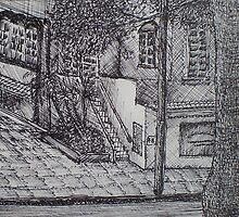 Silent Street by W. H. Dietrich