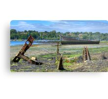 Hulk on the Hamble Metal Print