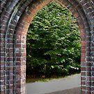 the gate by Heike Nagel
