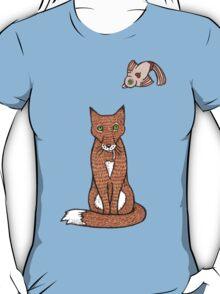 Fox and Bird Two Tee T-Shirt