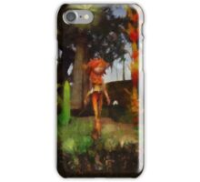 Fairy Land by Sarah Kirk iPhone Case/Skin