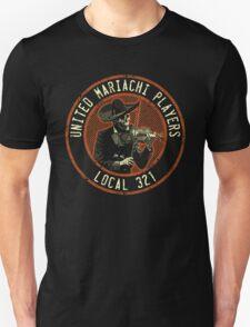 United Mariachi Players T-Shirt