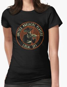 United Mariachi Players Womens Fitted T-Shirt