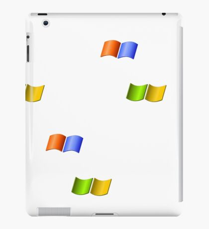 Microsoft Windows Birds iPad Case/Skin