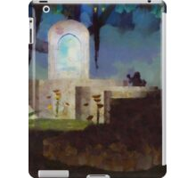 Magic Mirror by Sarah Kirk iPad Case/Skin