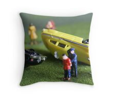 COPS DON'T PLAY Throw Pillow