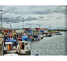 Jubilee Quay  Photographic Print