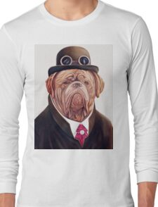 Dogue De Bordeaux Long Sleeve T-Shirt