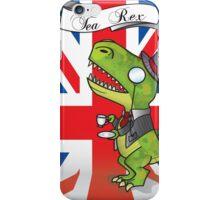 Tea Rex iPhone Case/Skin