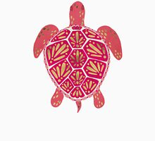 Pink & Gold Sea Turtle T-Shirt
