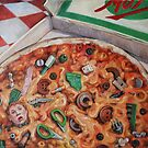 Junk Food (Pizza) by HDPotwin