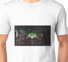 War of the Worlds by Sarah Kirk Unisex T-Shirt