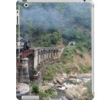 Ooty Steam Train - Ooty iPad Case/Skin