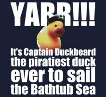 Captain Duckbeard Kids Tee
