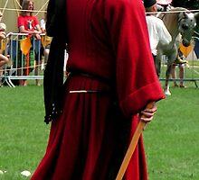 Medieval costume (joust referee) by patjila