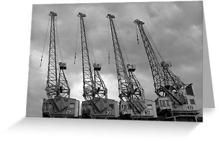 Bristol Quartet by Marcus Walters