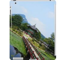 Bridge over Lily-covered Waters iPad Case/Skin