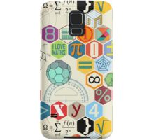 MATH! Samsung Galaxy Case/Skin