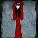 red nun by Bridgett Ferguson