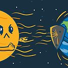 Solar wind attack! by piercek26