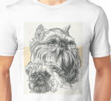 Brussels Griffon Father & Son Unisex T-Shirt