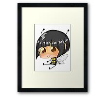 Her name is Wasp Framed Print