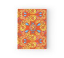 Svadhistana, world of water, emotions and desire Hardcover Journal