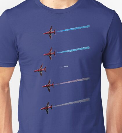 red arrows straight through my heart Unisex T-Shirt