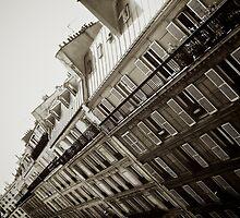 Paris Apartments by dbrown