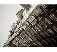 Paris Apartments Photographic Print