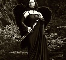 Angel of Death II by ARTistCyberello