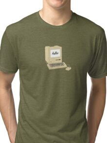 Original 1984 Macintosh Tri-blend T-Shirt
