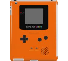 Game Boy Orange iPad Case/Skin