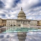 United States Capitol Building by MikeJagendorf